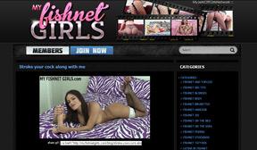 My Fishnet Girls - Fishnet JOI